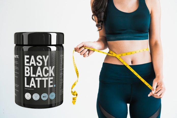 Easy Black Latte - mode d'emploi - composition - achat - pas cher