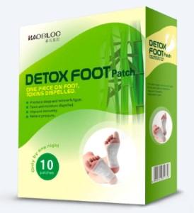 Foot Patch Detox - achat - pas cher - mode d'emploi - composition